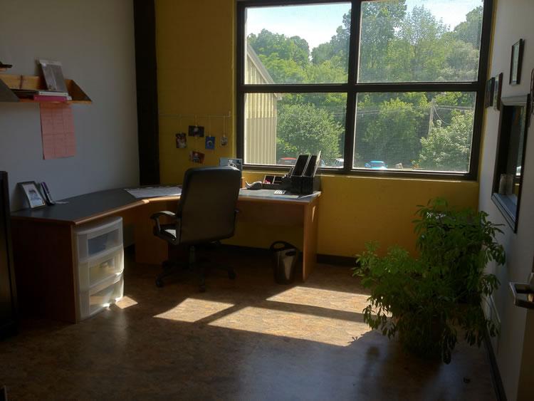 Lisa's Office