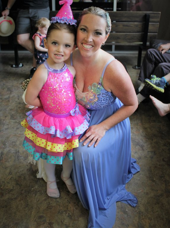 Mom & Daughter Dancers!